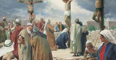 """What was the crucifixion Jesus like?… Short Video Teaches Lessons…""""If any video would deserve to become viral, it would be this one. So well done."""""""