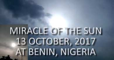 Christians Massacred, Churches Burned Following Sun Miracle in Nigeria on October 23, 2O17… Flashbacks of Fatima Warning