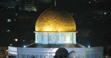 """Middle East on Edge ….""""Declaring Jerusalem Israel's capital will plunge world into a fire with no end in sight"""""""