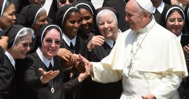 "Why So Much Catholic Fake News on Facebook Posts?  ""Vatican gives go ahead on Women Priests, Gay this…Same Sex that..Schisms in the works""…It's almost always inaccurate..Nothing has changed …Pope Francis is the Pope and he's Catholic. Am I wrong on this?"