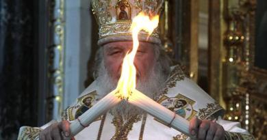 "Year End Warning from Head of Russian Orthodox Church: ""End times approaching, signs from the book of Revelations are now apparent…Awe inspiring moments in history can already be seen with the naked eye."""