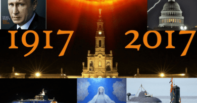 """Russia Rising…The 7 Prophecies of The Madonna Files… """"Is it possible that there exists a Catholic mystery that holds the secret of America's future?"""