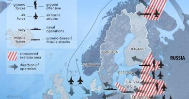 WAR GAMES: Russia secretly practiced full-scale invasion of Europe…  bombing raids on Germany… Vladimir Putin's mysterious military drills