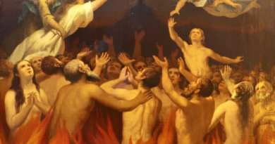 "Souls in Purgatory Have Knowledge Infinitely Beyond Ours.. They See Earth as a place of ""Darkness"" …Do not want to return"
