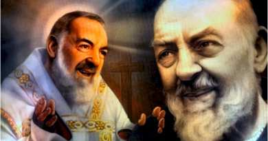3 powerful and brief prayers to Padre Pio to ward off evil spirits from our home