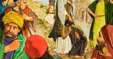 Sunday 11th February 2018  …Today's Holy Gospel of Jesus Christ according to Saint Mark 1:40-45.