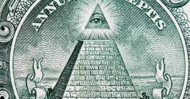 """The Mysterious Message # 456 from """"The Marian Movement of Priests""""  Are Secret Societies and the so called """"Deep State"""" of the USA Soon to See Their Own Chastisement?"""