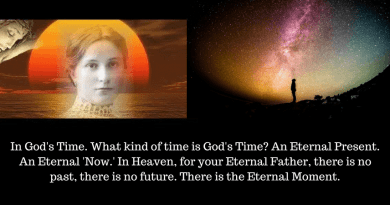 "Eternity and the Stars …Jesus Answers: ""How long is forever?""…The greatest answer to this question you will EVER read..So be careful with your soul."