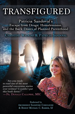 Patricia Sandoval book Transfigured