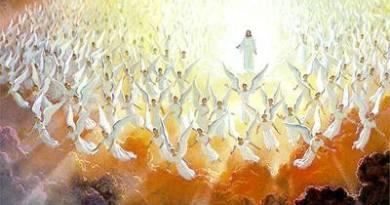 Monday 19th February 2018…Today's Holy Gospel of Jesus Christ according to Saint Matthew 25:31-46.