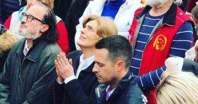 "March 18 Apparition – Filmmaker Offers Account of ""This Miracle"" Honored to Kneel Next to Mirjana… Witness to Severe Pain then to Joy Without Limits."
