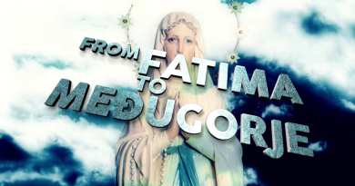 "The Great Prophecy?…Hints of Secrets…Medjugorje Visionary Vicka:  ""Russia will certainly be converted!"" Links Medjugorje to Fatima"