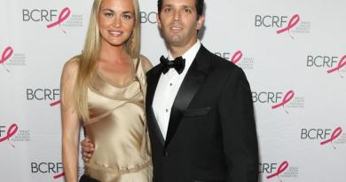 Demon Hard at Work Destroying Families.. Donald Trump Jr.'s Wife Files for Divorce… They Have 5 Children