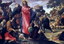 Friday 13th April 2018…Today's Holy Gospel of Jesus Christ according to Saint John 6:1-15.