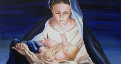 Prayer of hope and mercy to the Holy Virgin for the little Alfie