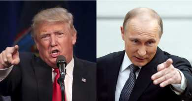 """""""Apocalypse Now""""..Donald Trump's Fierce Warning to Russia: 'Get ready the missiles are COMING'"""