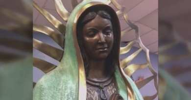 """Our Lady of Guadalupe Statue Weeps for the World  in New Mexico..Hundreds witness """"It is a miracle, nothing short of a miracle,"""" ..""""You just get all jittery."""""""
