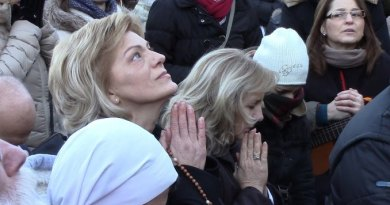 """Medjugorje:  Visionary Mirjana Reveals the most important thing…""""Our Lady is preparing us for something great. In the end it will be understood""""."""