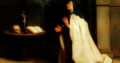 The Dogma of Hell …3 terrifying and similar visions of hell! They are from Sister Lucia of Fatima, Santa Faustina and Santa Teresa