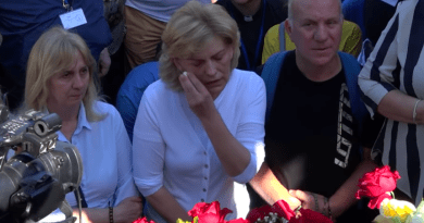 Drama at Blue Cross Apparition… Mirjana Cries, Our Lady's Appears, Demons Howl – New Video