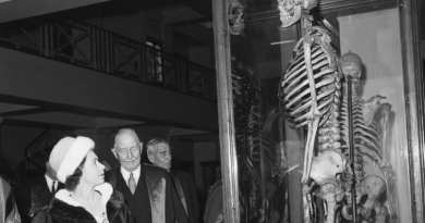 "Why the Skeleton of the ""Irish Giant"" Could Be Buried at Sea…Giant Feared Grave Robbers and ""Tribe of Surgeons"" who wanted his bones."