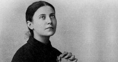 "The Miracle That St. Gemma Galgani Could See and Talk with Her Guardian Angel – ""Talked to Angel like mortals talked to each other"""