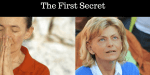 """Vicka: """"The first secret has to do with the church. Mirjana: """"The first secret is not a pleasant thing and will make you look at things in a completely new way."""""""