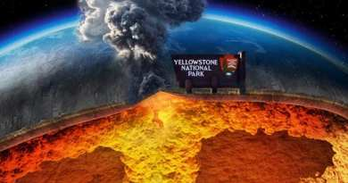 "Fear of the ""Apocalyptic Big One"" …Part of Grand Teton National Park near Yellowstone supervolcano closed after massive fissure opens"
