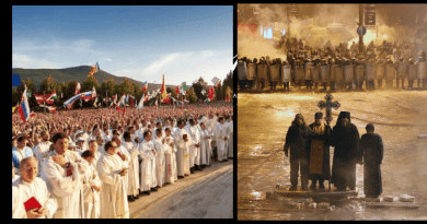 "Medjugorje and Prophecy…Our Lady and Her Puzzling Insistence to Pray For Priests Now Seems Immensely Prophetic.  ""Without Priests there is no Triumph of my Immaculate Heart""…Apocalyptic Times?"
