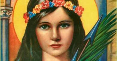 Prayer to Saint Philomena for a Favor (KNOWN TO BE A VERY POWERFUL PRAYER)