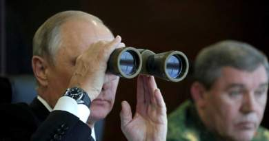 300,000 Troops,  Over 1,000 Military Aircraft ….Russia to hold biggest war games in decades. New War Doctrine Includes Rapid Escalation of Nuclear Weapons