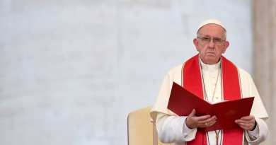 "Pope: ""Church Being attacked by the devil..The Great Accuser"""