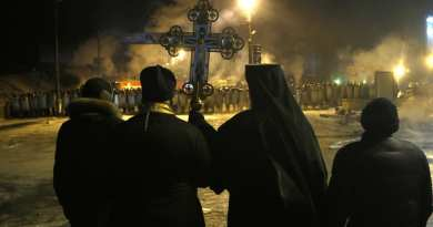 Explosive Sign of the Times: Birth of a new Ukrainian church brings fears of violence…Ukraine and Russia Key to Fatima Secrets According to Priest who read the hidden words of the Virgin Mary