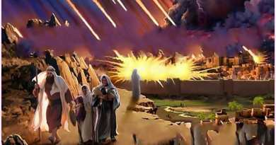 Bible Revisited: Cities of Sodom and Gomorrah Thought to Have Been Hit by Cosmic Blast…