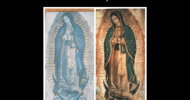 Medjugorje: Sister Emmanuel tells how the Virgin of Our Lady of Guadalupe changed color!
