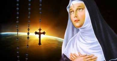 The Prayer to St.Rita for the Impossible to Happen. Try this today!