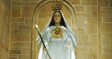 "Do you know the story about the apparitions of ""Our Lady of America""? …""Pious devotion is now allowed"""
