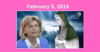 Medjugorje: Our Lady reveals to us how to fight Satan…She is the only woman who wins on satan!