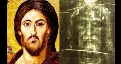 "5 Mysteries About The Shroud Of Turin That Cannot Be Explained…""A Cloth filled with divine energy"""