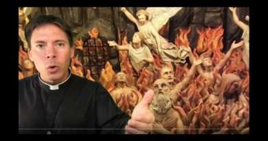 "Watch this video and you'll never want to go to Purgatory – Fr. Mark Goring, CC ""Viva Christo Rey"""