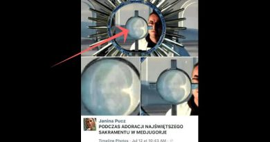 Did the Face of Jesus Appear in Medjugorje on Monstrance during Adoration? July 19, 2019