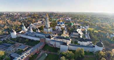 Signs: Christianity Rising – Russian taxpayers to fund construction of massive new Russian Church… Plans $2Billion  'Orthodox Vatican'