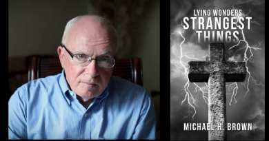 "Michael Brown talks about ""The invasion"" and his powerful new book ""Lying Wonders, Strangest Things"". ""These things are true, but they evade proof because they are not from this dimension"""