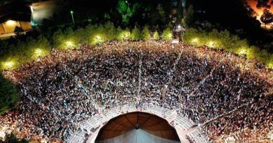 "30th Youth Festival in Medjugorje: ""Breathtaking Stuff!… In front of the eyes of 800 priests, an oceanic crowd gathered in a contemplative silence that touched the deepest strings of our soul."" August 8, 2019"
