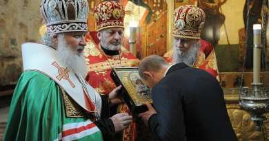 """We Must Protect Our Christian Identity"" – Putin Declares Russia Will Pursue Closer Ties With Orthodox Church"