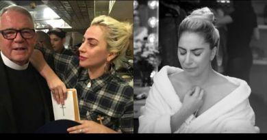 "Lady Gaga ""Donated her soul ""Dark Forces"" and The illuminatti…Sought advice from priest about undergoing and exorcism – Now prays the Rosary"