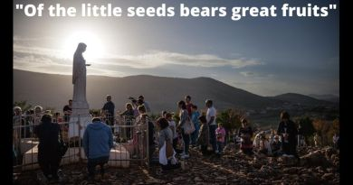"Leaked Vatican Document of Medjugorje Investigation Revealed: ""Of the little seeds bears great fruits"" – The top 10 conclusions of Vatican commission including-  ""Claims of Demonic origins are gratuitous and unfounded!""…First Seven Apparitions supernatual"