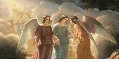 THE SECRETS OF ANGELS: 12  FACTS OF THE SPIRITUAL REALM EVERY CATHOLIC MUST KNOW.