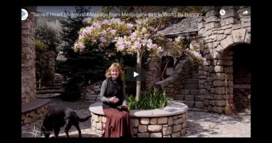 """Sacred Heart of Jesus"" Message from Medjugorje to the World By Nancy"