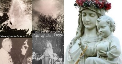 """The Second Coming of the Mother and the Son"" – The powerful prophecy of Our Lady of Roses ..Apparitions were as bright as the sun in the sky"
